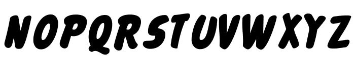DKCheckout Font LOWERCASE