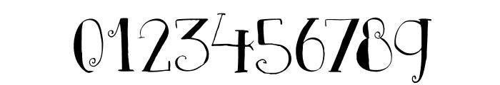 DKFatherFrost Font OTHER CHARS