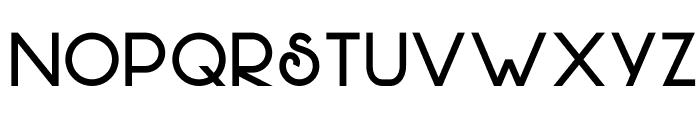 DKHofstad Font LOWERCASE
