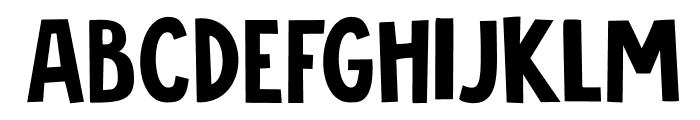 DKJalebi Font LOWERCASE