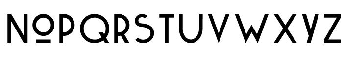 DKKaikoura Font LOWERCASE