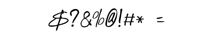 DKKusukusu Font OTHER CHARS