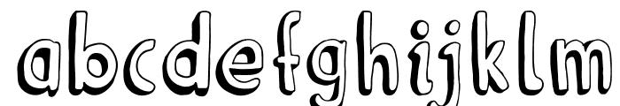 DKLimoen Font LOWERCASE