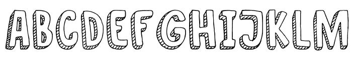 DKNanuk Font LOWERCASE