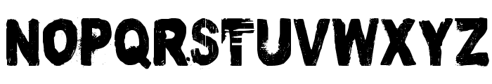 DKNutnik Font UPPERCASE