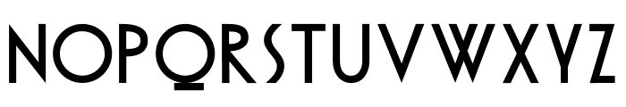 DKOtago Font LOWERCASE