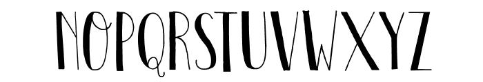 DKPastis Font LOWERCASE