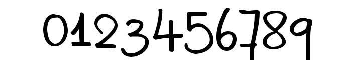 DKPorcupinePickle Font OTHER CHARS