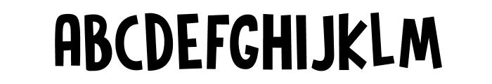 DKPrinceFrog Font UPPERCASE