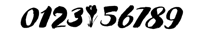 DKSaffronWalden Font OTHER CHARS