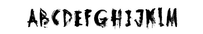 DKSamhain Font LOWERCASE