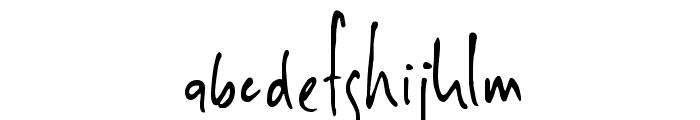 DKSheepman Font LOWERCASE