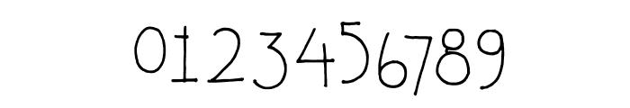 DKTobu Font OTHER CHARS