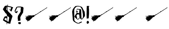 DKToverheks Font OTHER CHARS