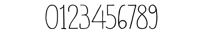 DKVermilion Font OTHER CHARS