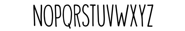 DKVisum Font UPPERCASE