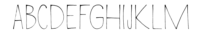 DKWayang Font UPPERCASE