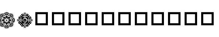DLDesignsFour Font UPPERCASE