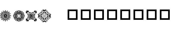 DLDesignsTwo Font UPPERCASE