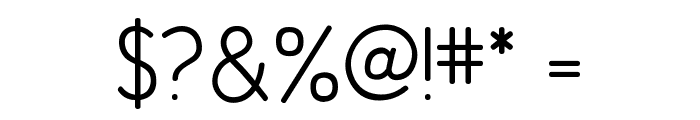 DLE Geomet Font OTHER CHARS
