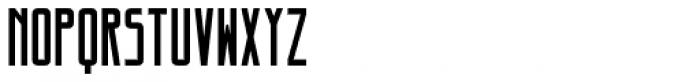 DLG Monospace Font UPPERCASE