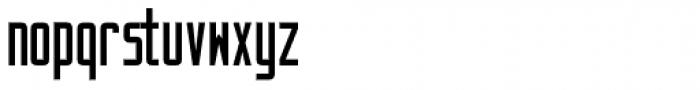 DLG Monospace Font LOWERCASE