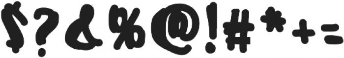 dmilid otf (400) Font OTHER CHARS