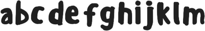 dmilid otf (400) Font LOWERCASE