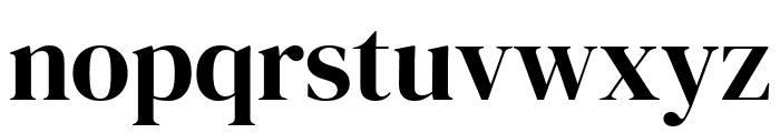 DM Serif Display Regular Font LOWERCASE