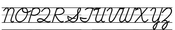 DmoDNConnectLineOT Font UPPERCASE
