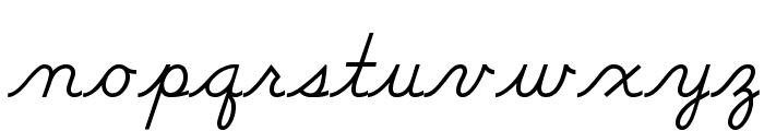 DmoDNConnect Font LOWERCASE