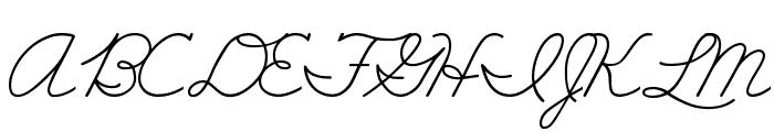 DmoZBConnect Font UPPERCASE