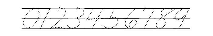 DmoZBConnectDotLine Font OTHER CHARS