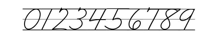 DmoZBCursiveLine Font OTHER CHARS