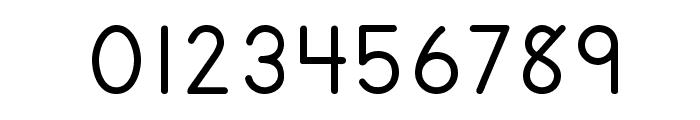 DmoZBPrint-Bold Font OTHER CHARS