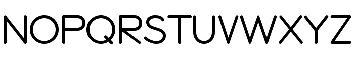 DmoZBPrint-Bold Font UPPERCASE