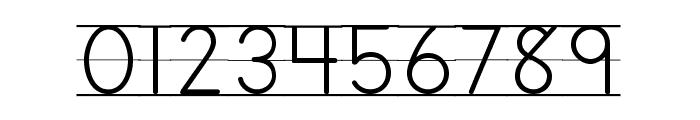 DmoZBPrintLine Font OTHER CHARS