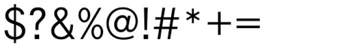 DMT Shuei Gothic Kin Std Light Font OTHER CHARS