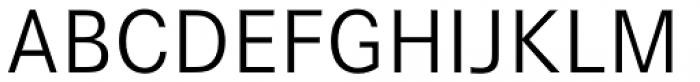 DMT Shuei Gothic Kin Std Light Font UPPERCASE