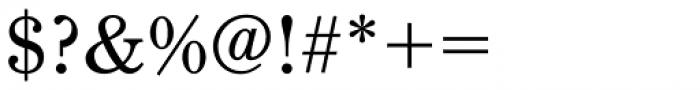 DMT Shuei YMincho Std Medium Font OTHER CHARS