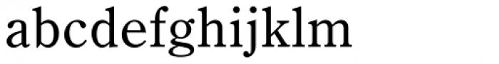 DMT Shuei YMincho Std Medium Font LOWERCASE