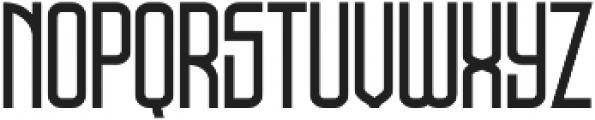 DNS Gibsons One ttf (400) Font LOWERCASE