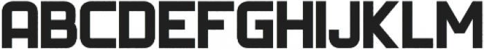 DNS Gibsons Two otf (700) Font UPPERCASE
