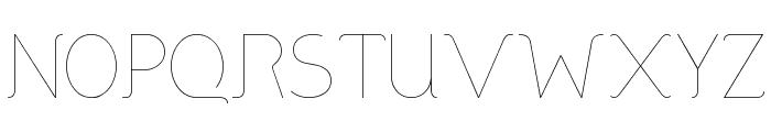 DNNR   Light Font UPPERCASE