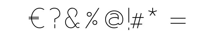 DNNR   Medium Font OTHER CHARS
