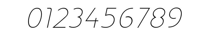 DNNR  MediumItalic Font OTHER CHARS