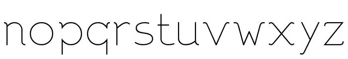 DNNR   Medium Font LOWERCASE