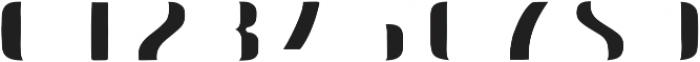 Doblo Fill B otf (400) Font OTHER CHARS