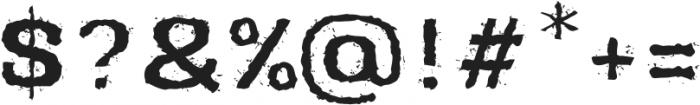 Docket Standard otf (400) Font OTHER CHARS