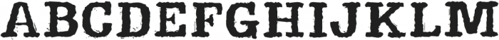 Docket Standard otf (400) Font UPPERCASE